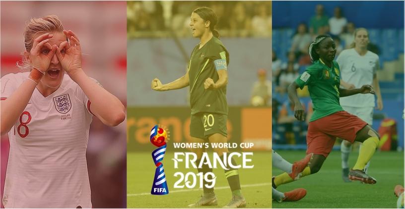 Derniers matchs de poules - Coupe du monde féminine 2019